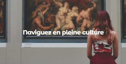 Création d'une plateforme culturelle en ligne - Projet culturel libre école de médiation culturelle ICART