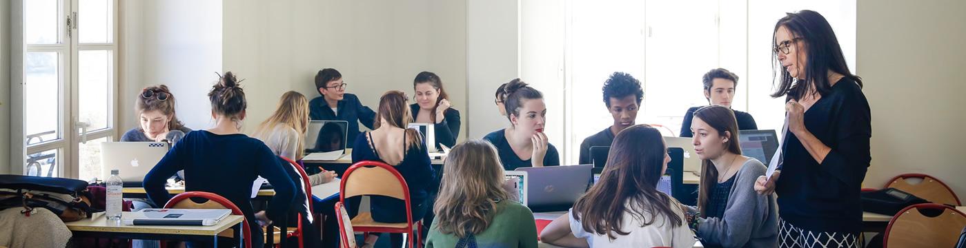 Formation Médiation Culturelle ICART - Ecole Métiers de la Culture et de l'Art