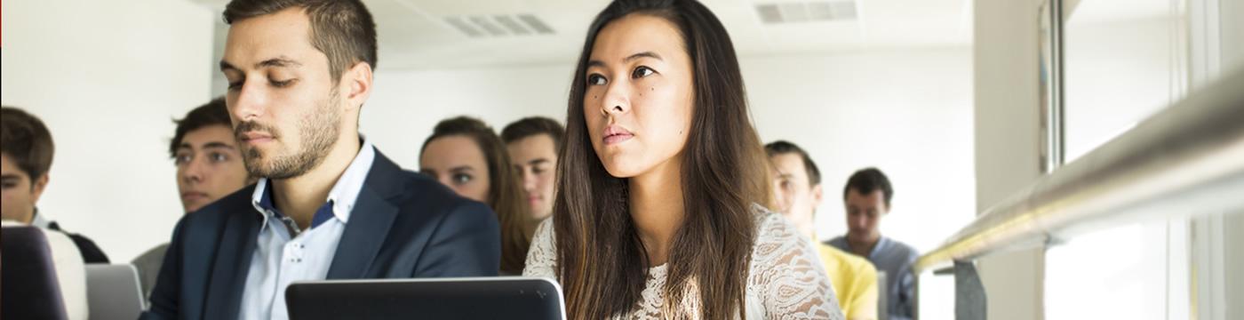 Conditions d'Admission 3ème année ICART - Ecole de Médiation Culturelle