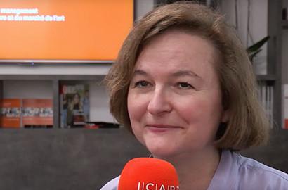 Actu ICART - Nathalie LOISEAU de l'ENA en conférence à l'ICART