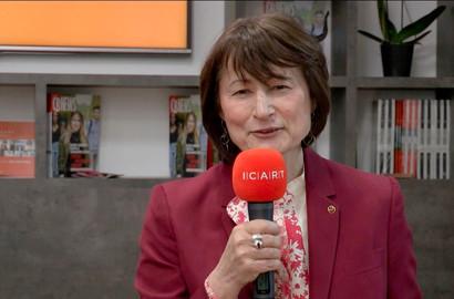 "Actu ICART - Masterclass ""D'Art Press à Catherine Millet"""