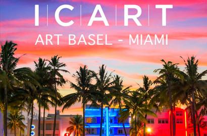 Actu ICART - Les étudiants de l'ICART au rythme de Art Basel Miami 2017