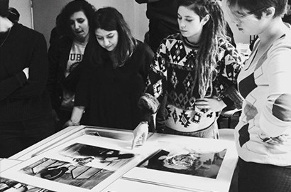 Actu ICART - Expo Photos à l'ICART : Masterclass d'un artiste photographe
