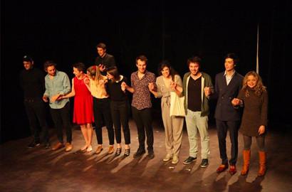 """Actu ICART - Les Planches de l'ICART """"Prix d'interprétation théâtral"""" 2018"""