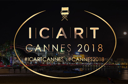 Actu ICART - L'ICART s'envole pour la 71e édition du Festival de Cannes
