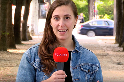 Actu ICART - ICART Cannes - Garance s'envole pour le Festival de Cannes
