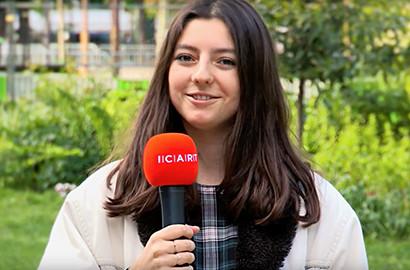 Actu ICART - ICART Cannes - Raphaëlle s'envole pour le Festival de Cannes!