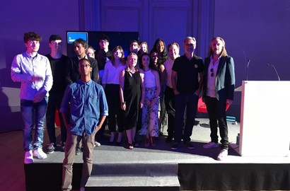 Actu ICART - Art & Tech : Les étudiants de l'ICART révolutionnent le management culturel!