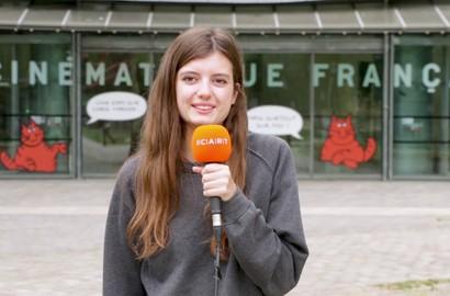Actu ICART - Partage d'expérience : Stage à la Cinémathèque Française