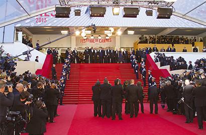 Actu ICART - Les Icartiens au Festival de Cannes