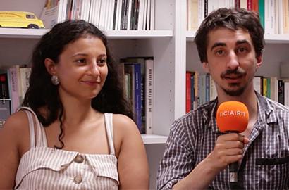 Actu ICART - Partage d'expérience : En stage aux Tréteaux de France