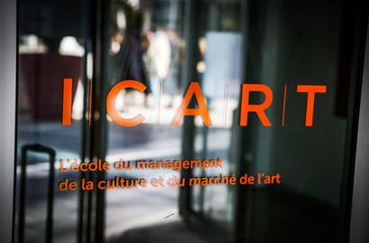 Actu ICART - Nouveau campus - L'école de médiation culturelle s'installe à Lyon!
