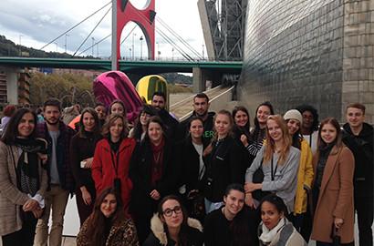 Actu ICART - Rencontres et expositions culturelles à Bilbao!