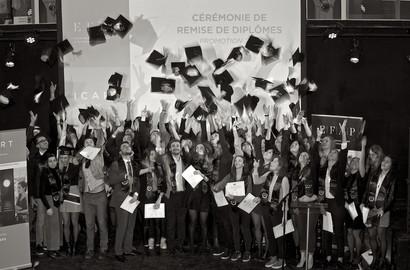 Actu ICART - Remise de diplômes - ICART Bordeaux, Promotion 2018