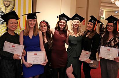 Actu ICART - Remise de diplômes - Promotion 2018 au Théâtre Mogador