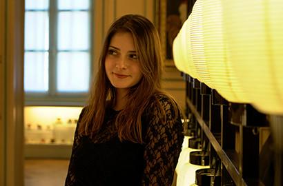 Actu ICART - Anna, en communication culturelle au musée des Arts décoratifs et du Design de Bordeaux
