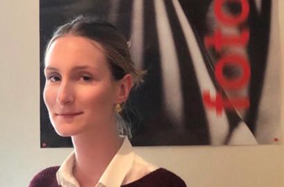 Actu ICART - En MBA Spécialisé Marché de l'art, Juliette réalise son stage chez Fotofever