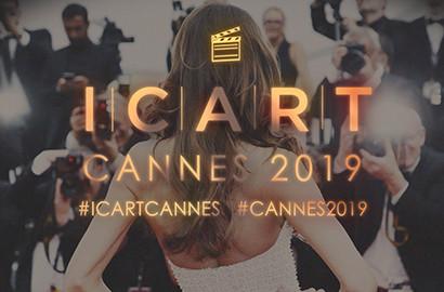 Actu ICART - Direction : Festival de Cannes avec l'école de médiation culturelle ICART!