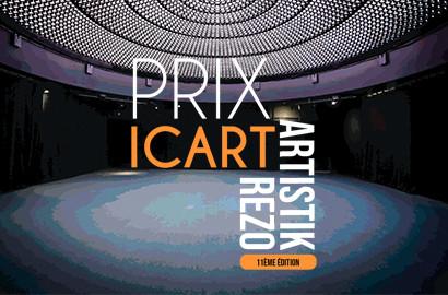 Actu ICART - Edition du 2019 du Prix ICART Artistik Rezo : Prix d'art contemporain