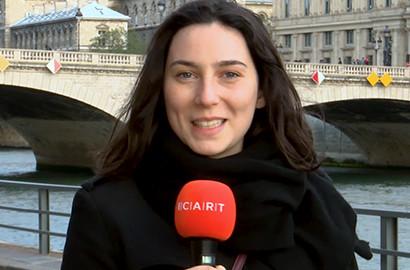 Actu ICART - #ICARTCannes - C'est parti pour le Festival de Cannes avec Amandine!