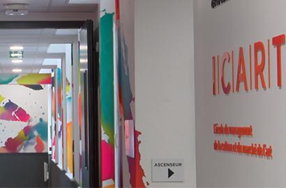 Actu ICART - L'ICART, l'école de médiation culturelle, ouvre à Lille!
