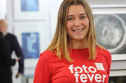 Actu ICART - Les étudiants de l'ICART au coeur de la foire Fotofever