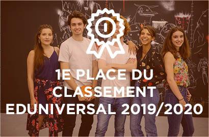 Actu ICART - L'ICART, meilleure école de médiation culturelle