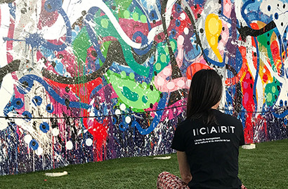Actu ICART - Voyage d'étude immersif Art Basel Miami