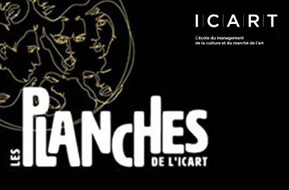 Actu ICART - Les Planches de l'ICART : Prix d'interprétation seul en scène