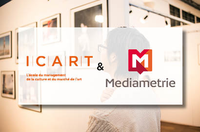 Actu ICART - ICART & Médiamétrie - Enquête sur les pratiques et sorties culturelles des Français