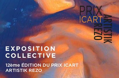 Actu ICART - Prix ICART Artistik Rezo - Tremplin d'art contemporain de jeunes artistes