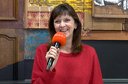 Actu ICART - Masterclass : Frédérique Moidon, de Directrice de casting à Agent d'Artistes