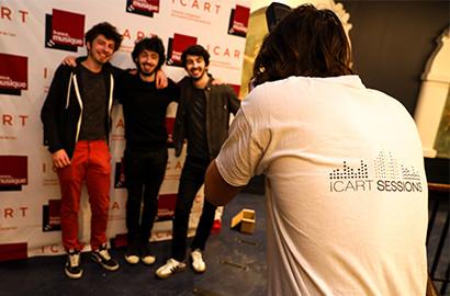 Actu ICART - Prix ICART Sessions : Tremplin des musiques d'ailleurs et d'ici
