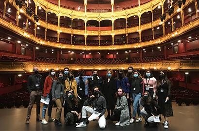 Actu ICART - L'ICART, partenaire du théâtre du Châtelet
