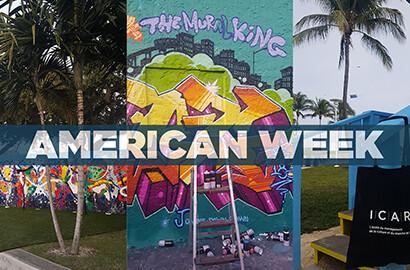 Actu ICART - L'American Week de l'ICART : l'écosystème culturel américain
