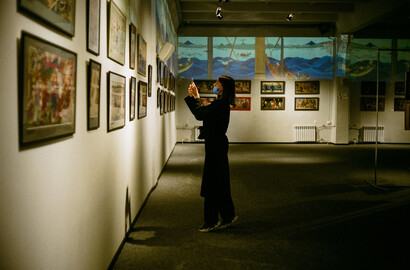 """Actu ICART - Marché de l'art : Atelier """"Conduite de Projets culturels"""""""