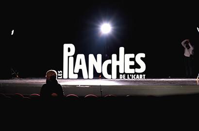 Actu ICART - Les Planches de l'ICART : Une soirée révélatrice de talents seul en scène!