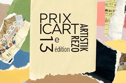 Actu ICART - 13e édition du Prix ICART Artistik Rezo : organisation d'une exposition collective