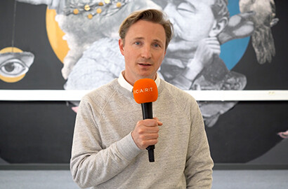 Actu ICART - Masterclass : Jérôme Brucker, directeur artistique chez Warner Chappell France