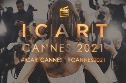 Actu ICART - #ICARTCANNES 2021 - Suivez les étudiants en direct de la croisette!