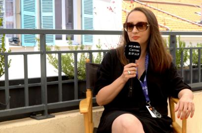 Actu ICART - #ICARTCANNES - Karin Ramette, Responsable des Relations Publiques de l'ACID