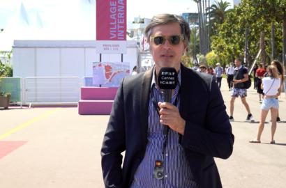 Actu ICART - #ICARTCANNES - Eric Legendre, Directeur Général de Variety France