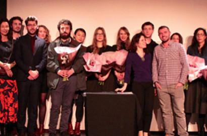 Actu ICART - Les lauréats du Prix ICART Artistik Rezo 2015