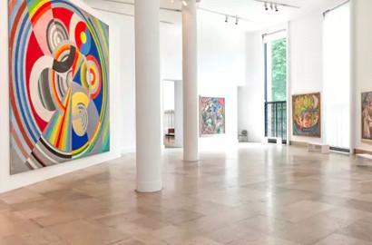 Actu ICART - Partenariat avec le Musée d'Art Moderne de la Ville de Paris