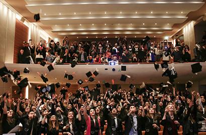Actu ICART - Remise de diplômes des MBA Spécialisés, Promotion 2016