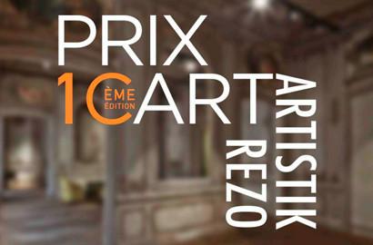 Actu ICART - L'ICART célèbre la 10e édition du Prix ICART Artistik Rezo