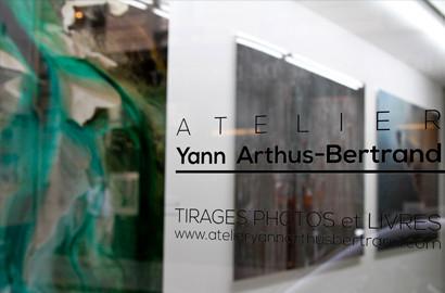 Actu ICART - Découverte de l'ATELIER Yann Arthus-Bertrand