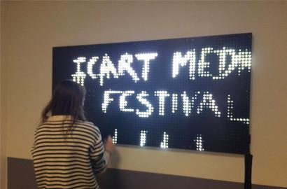 Actu ICART - Lancement de l'ICART Media Festival
