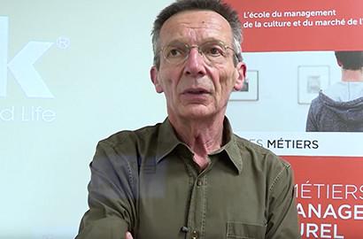 Actu ICART - L'ICART reçoit le réalisateur Patrice LECONTE