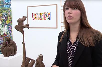Actu ICART - ICART Alumni : Assistante Galerie, Galerie Gilbert Dufois